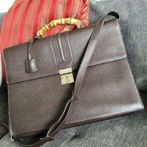 Gucci Limited Edition briefcase